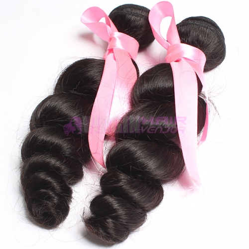 Virgin Loose wave wholesale real peruvian remi hair sell on line